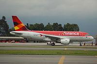 PR-AVD - A319 - Avianca Brazil