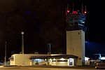 PSC Tri-Cities Airport tower at night 2015-10-20.jpg