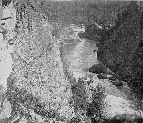 PSM V54 D206 Hagivilgait canyon with indian fish weirs.jpg