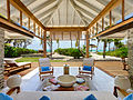 PSV 2 Bed Beach Cottage Lounge Area at Petit St. Vincent Island Resort - The Grenadines, St. Vincent, Caribbean..jpg