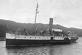 PS Pioneer launched by A and J Inglis of Glasgow - 1905.jpg