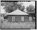 PYRAMID COTTAGE, EXTERIOR NORTHEAST. - 303 Third Street (House), Thomas, Jefferson County, AL HAER ALA,37-THOS,4-5.tif