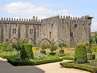 Episcopal Palace, Braga Palace in Braga