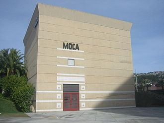 Museum of Contemporary Art, Los Angeles - MOCA at the Pacific Design Center