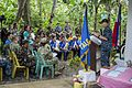 Pacific Partnership leaders celebrate completed engineering projects in Philippines 150731-F-YW474-247.jpg