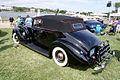 Packard Twelve 1939 Victoria Converitible LSideRear LakeMirrorClassic 17Oct09 (14597290301).jpg