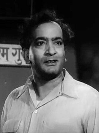 Pahari Sanyal - Pahari Sanyal in Jaagte Raho (1956)