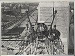 Painting creeper crane on Harbour Bridge, 1932 (8282697451).jpg