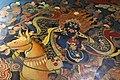 Painting in the chapel housing the burial chorten of the 10th Panchen Lama, Tashilhunpo Monastery, Shigatse, Tibet (6).jpg