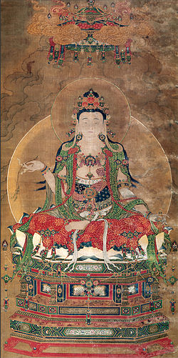 Paintings from Baoning Temple, Guanyin.jpg