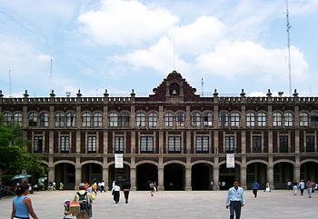 Palacio de Gobernacion %28Cuernavaca%2C Morelos%29