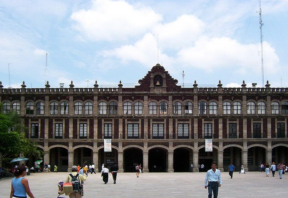Palacio de Gobernacion (Cuernavaca, Morelos)