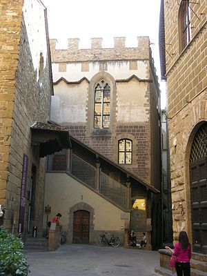 Palazzo di Parte Guelfa - Palazzo di Parte Guelfa