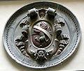 Palazzo corsi tornabuoni, cortile, stemma corsi2.jpg
