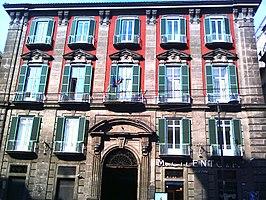 Palazzo d'Aquino di Caramanico, Naples