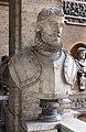 Palazzo mattei di giove, loggetta, busti di imperatori antichi e moderni, 1590-1610 ca, 03 rodolfo II.jpg
