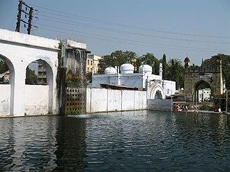Panchakki - Panchakki fountain, Aurangabad.