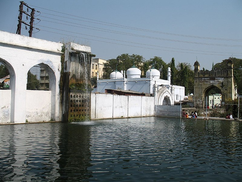 File:Panchakki fountain, Aurangabad.jpg
