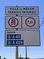Panneau Transit Interdit Ville Mâcon Route Mâcon Crottet 2.jpg