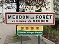 Panneau entrée Meudon Forêt Rue Ambroise Paré - Meudon (FR92) - 2021-01-03 - 1.jpg