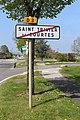 Panneau sortie St Trivier Courtes 3.jpg