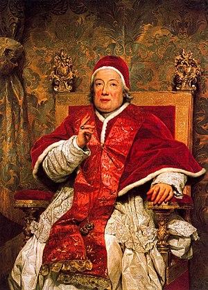 Papa Clemente XIII Rezzonico