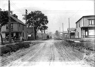 East York - Pape and Cosburn, 1911