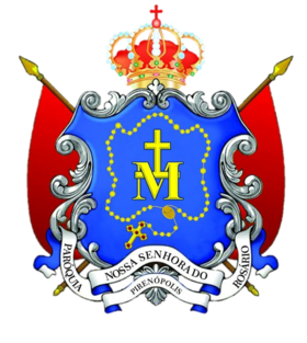 Paróquia Nossa Senhora do Rosário (Pirenópolis) – Wikipédia, a enciclopédia livre