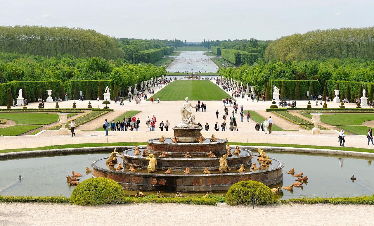 File parc du ch teau de versailles les for Jardin de versailles