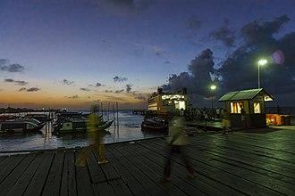 Essequibo Islands-West Demerara - Image: Parika, Guyana (23570717421)