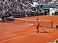 Paris-FR-75-open de tennis-2019-Roland Garros-court Chatrier-6 juin-maintenance de l'arène-07.jpg
