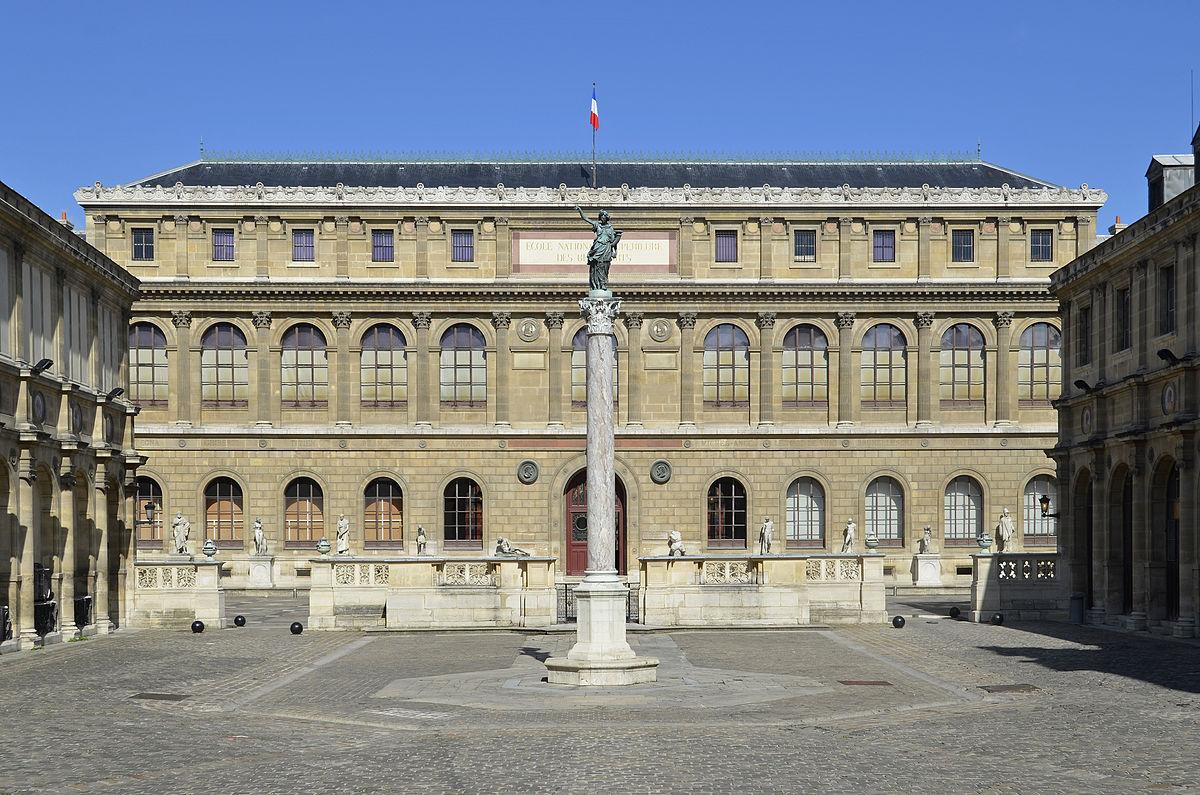 Escuela de bellas artes par s wikipedia la for Universidad de arte