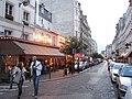 Paris street, Rue Abbesses 2011.jpg