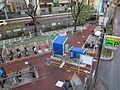 Parking lot for motorcycle Roppongi Minato Tokyo.JPG