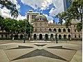 Parliament House, Brisbane, Botanic Gardens facade 01.jpg