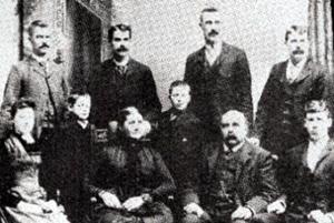 Jiggs Parrott - Jiggs Parrott's father, Thomas H. Parrott, worked as a musician in Portland, Oregon.