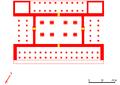 Pasargadae Audience hall plan.png