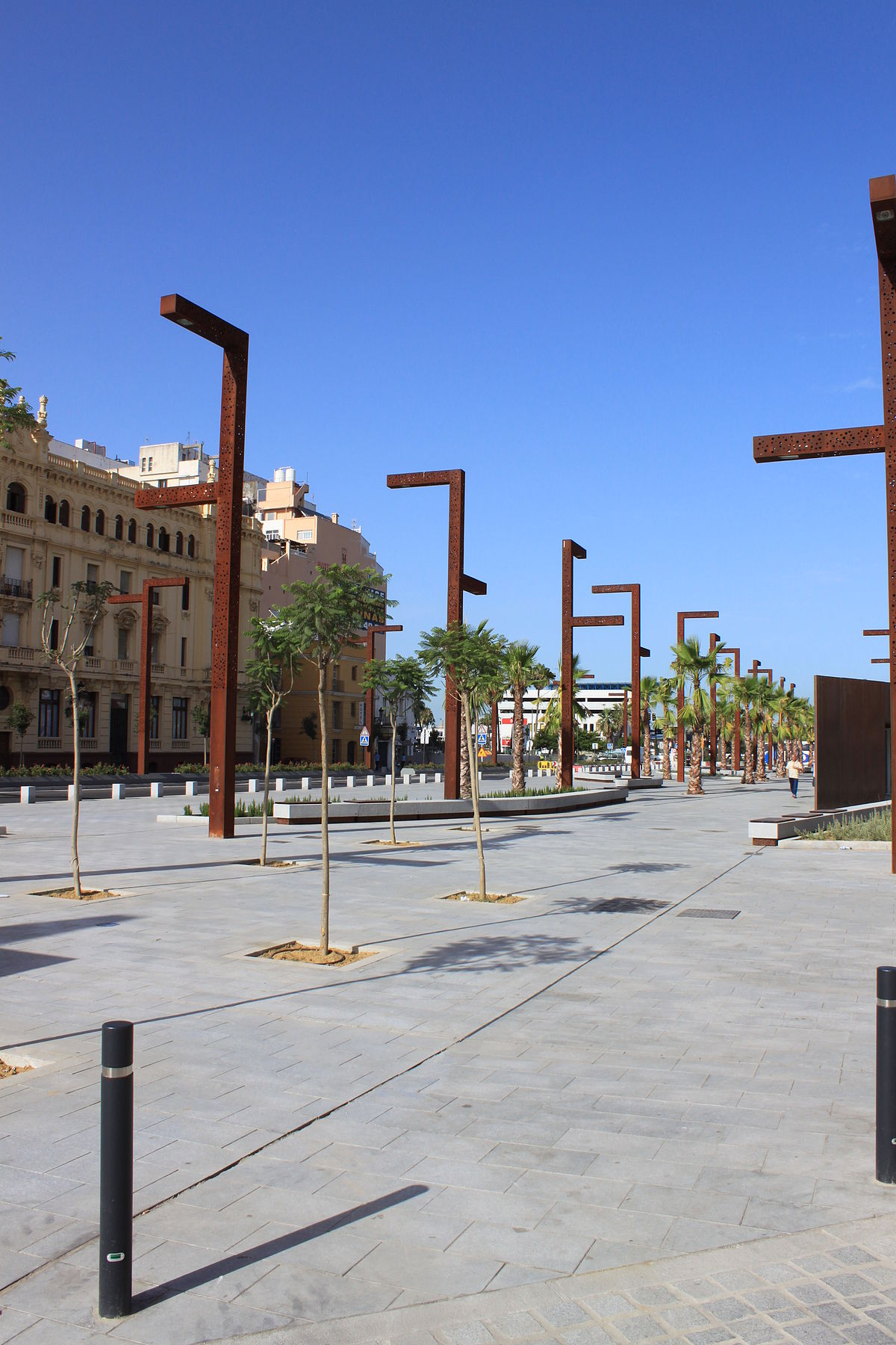 popular córneo paseo en Algeciras