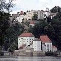 Passau, Oberhaus, Niederhaus, Ilzmündung, 5.jpeg