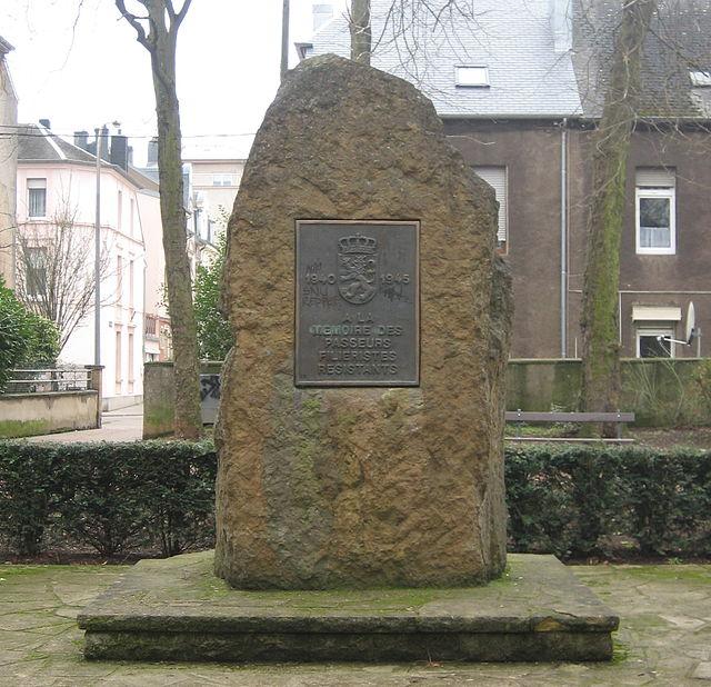 Monument de l'Upafil
