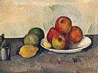 Paul Cézanne, Still Life With Apples, c. 1890.jpg