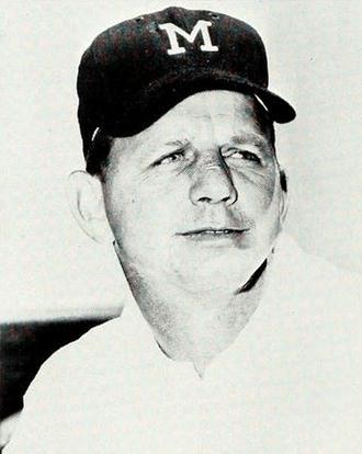 Paul E. Davis - Davis pictured in Reveille 1963, Mississippi State yearbook