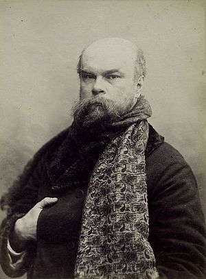 Paul Verlaine - Paul Verlaine in 1893