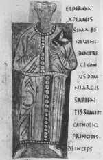 Paulus Diaconus Plutei 65.35 b&w