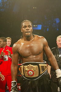 Image illustrative de l'article Audley Harrison