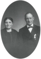 Peder pedersen knudsen og hustru.png