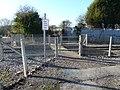 Pedestrian Level Crossing in Ashton Vale (geograph 2256654).jpg