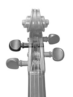 Tuning mechanisms for stringed instruments Different types of stringed instrument parts and their methods for tuning stringed instruments