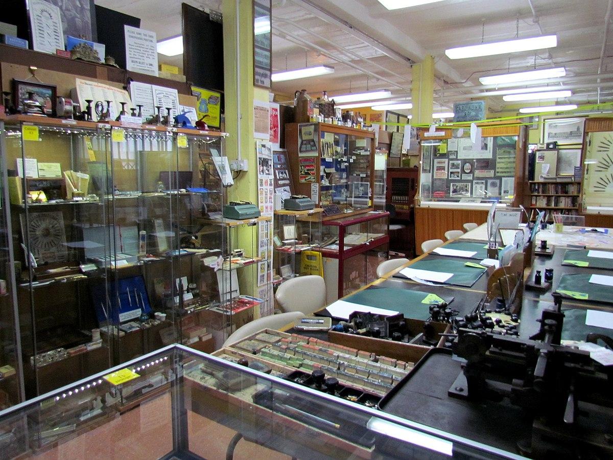 birmingham-pen-museum-uk