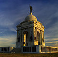 Pennsylvania Monument at Sunrise.jpg